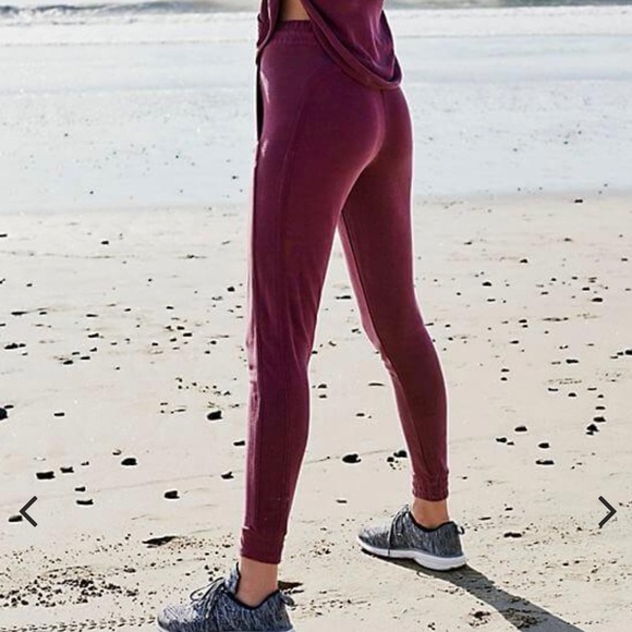 Free People Back Into It Active Jogger NWT